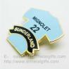 Buy cheap Imitation Cloisonne T-shirt Lapel Pins, Cloisonne Soft Enamel Pins Wholesale, product