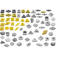 Buy cheap Wear Resistance Carbide Cutting Inserts Substrate With Special Structure product