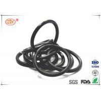 Buy cheap Nitrile NBR Rubber O Ring Encapsulated Excellent Gasoline / Oil Resistant product