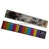 Quality PET / PP Printing Customised 3d Lenticular Ruler For Student Flip Effect for sale