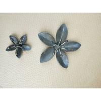 Buy cheap Wrought iron ornaments ,wrought iron elements/ cast iron parts for balusters and from wholesalers