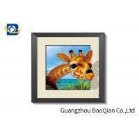 Buy cheap Children Bedroom 5D Lenticular Image Printing 40 X 40 Cm Three Filps product
