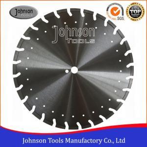 Buy cheap Professional Asphalt Saw Blades / Asphalt Cutter Wheel With Decoration Holes product