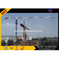 Buy cheap 46.2kw Power Topless Tower Crane 45m Freestanding Height PT5513 product