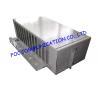 Buy cheap Rack Mount Fiber Optic Enclosure 4U High strength Sliding / SC 96 port Fibre Patch Panel product