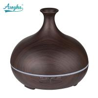 Buy cheap Portable Ultrasonic Oil Diffuser , 300ml Aromatherapy Essential Oil Diffuser product