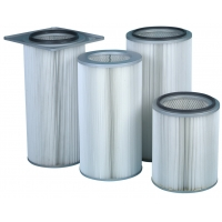Buy cheap Plasma Cutting Dust Collector PTFE Filter Cartridge product