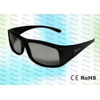Buy cheap Bend-resistant Cinema Multi-use Circular polarized plastic REALD 3D glasses product