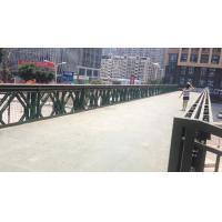 Buy cheap HD200 Mabey Temporary Steel Truss Bridge High Strength Bailey Bridge product