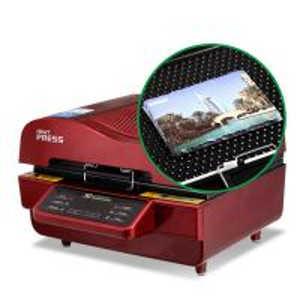 China High-efficiency 3d heat transfer label machine ndl-3042 mug heat press machine on sale