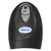 Buy cheap Multi - High Resolution Handheld Barcode Scanner Fast Calculation RS-232 USB Data Interface product