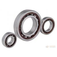 Buy cheap High Precision Angular Contact Ball Bearing Low Operating Friction product
