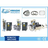 Buy cheap Glass Lid Steel Belt Stainless Steel Welding Machine , Capacitor Discharge Stainless Steel Strip Spot Welder product