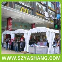 Buy cheap Market tent,fancy tent,reception tents,tent-systems,reception tent product