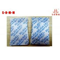 Buy cheap Moisture - Proof Silica Desiccant Packs With Different Weight Per Pouch product
