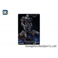 Buy cheap Eco - Friendly 3D Lenticular Business Cards Transformers /Stereoscopic Printing Image product