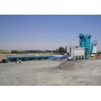 Buy cheap 80T Hot Aggregate Silo Asphalt Plant With 300000 Batches Mixing Blade Life Time product