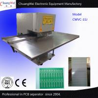 Buy cheap Mini Robust Simple PCB Cutters PCB Depaneling Equipment For Led Lighting from wholesalers