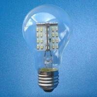 Buy cheap LED Bulb with 0.2W White Top LED Light Source and 175 to 240V AC Voltages product