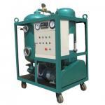 10-300L/min Industrial Waste Lubricating Oil Purifier