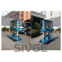 Buy cheap Outdoor Hydraulic Aerial Work Platform 14 Meter Height For Window Cleaning product