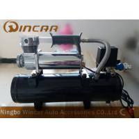 Buy cheap 1.8CFM 12V Portable Air Compressor For Car With 8L Tank CE Approved product