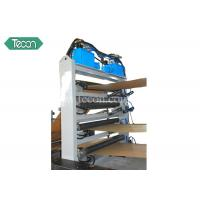 Buy cheap Full Automatic Paper Sack Machine High Speed With PLC Control Panel product