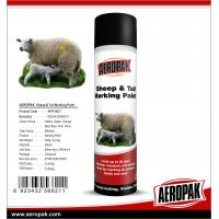 Quality Colorful Marker for the Animal (pig, cow, cattle) marking spray paint for sale