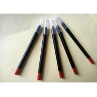 Buy cheap Long Lasting Red Lipstick Pencil PVC High Performance Simple Design ISO product
