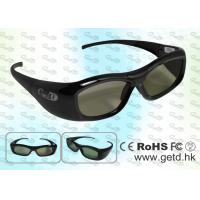 Buy cheap Light weighted 3D TV IR Active Shutter Glasses product