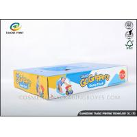 Buy cheap Recyclable Cardboard Storage Boxes , Corrugated Carton Box For Children Toys from wholesalers