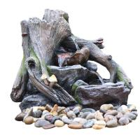 Buy cheap SAC # S00254 Creek Stake Rock Water Fountains For Garden / Patio product