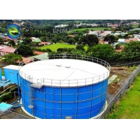 Buy cheap High Corrosion Resistance Glass Lined Steel Liquid Storage Tanks For Industrial Wastewater Treatment Project product