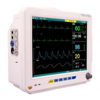 Buy cheap multi-parameter patient monitor mainly used for emergency, transshipment product
