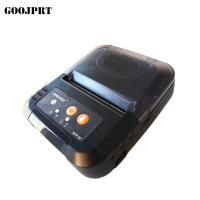 Buy cheap 3 Inch 80mm Bluetooth Mobile Printer , Small Portable Printer With USB Cable Charging product
