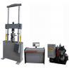 Buy cheap 30 KN Servo Hydraulic Universal Testing Machine for Mechanical Properties Testing product