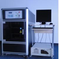 Buy cheap Air Cooling 3D Glass Crystal Laser Engraving Machine For Precision Marking product