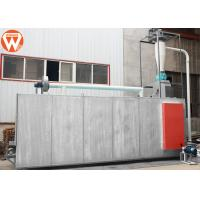 Buy cheap Catfish Fish Feed Dryer Equipment Steam Heated 0.5 T/H High Evaporation Intensity product