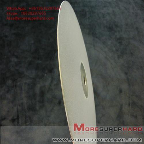 new style abrasive tools stone saw blade Alisa@moresuperhard.com