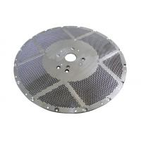 Buy cheap stainless screen plate for pulping equipment product