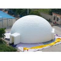 Buy cheap Waterproof Event Inflatable Sphere Tent With Air Pump And Repair Kits product