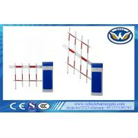 Buy cheap IP44 Automation Driveway Barrier Gates More Than 5 Millions Operation Times product