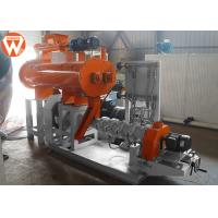 Buy cheap Automatic Floating Fish Feed Extruder Machine 500KG/H 2700*1800*1200mm 1900kg product