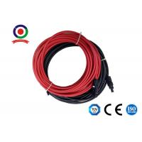 Buy cheap UV Resistant Solar Powered Extension Cord 1000VDC With Tinned Annealed Copper Conductor product