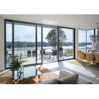 Buy cheap Indoor Aluminium Sliding Glass Doors With EPDM Sealant Rubber Accessories product