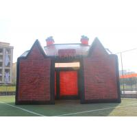 Buy cheap Large Inflatable Exhibition Tents , Inflatable Pub Tent With Electric Blower product