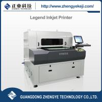 Buy cheap High Definition PCB Testing Equipment / Printed Circuit Board Inkjet Legend from wholesalers