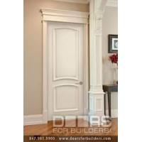 Buy cheap Good Ventilated Prehung Modern Wood MDF Interior Doors Thickness 5mm 6mm 9mm product
