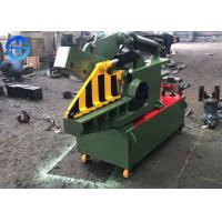 Buy cheap Integrated 80T Force 7.5kw Alligator Metal Shear product
