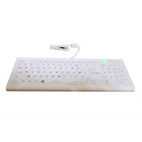 Buy cheap Washable Hospital Keyboard With Thicker Layout In Blegium AZERTY product